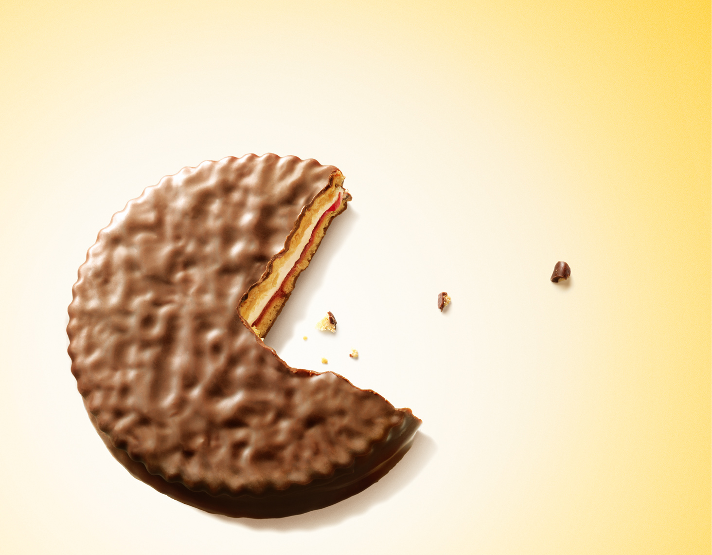 Wagon Wheels Pac-Man