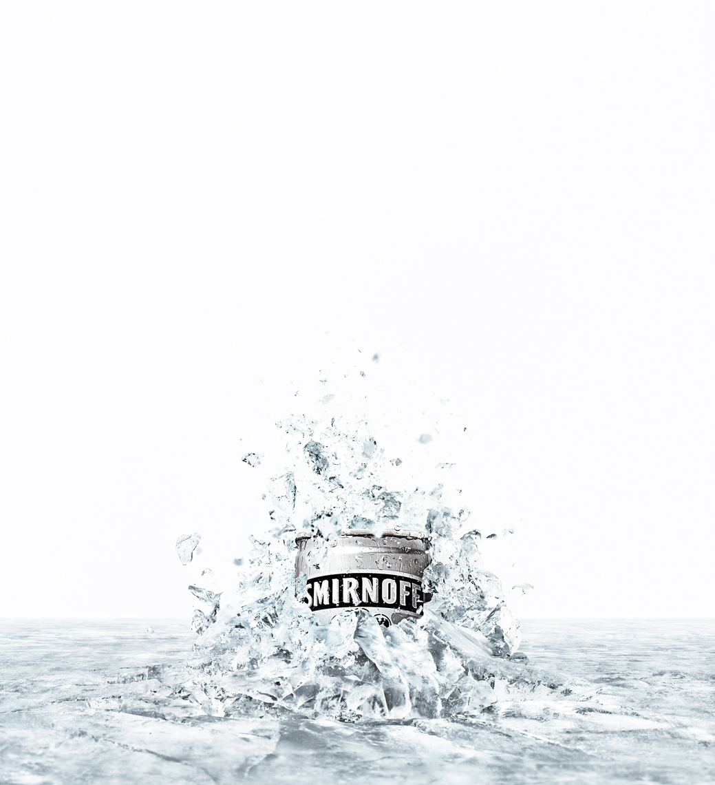 Smirnoff Ice Smach Action Sequence